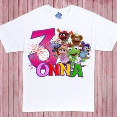 90 Best Muppet babies party images in 2019   Birthday
