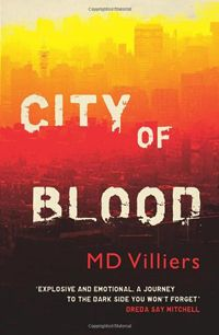 City of Blood - M D Villiers - Crime Fiction
