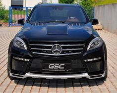 Mercedes-Benz ML Widebody By German Special Customs
