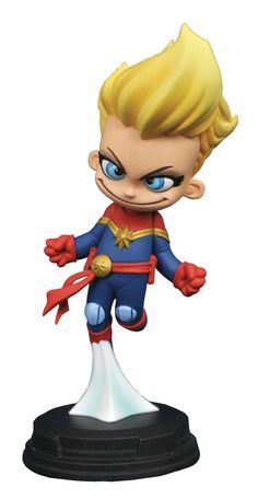 For Some Its A Hobby To Us Its An Obsession Collectibles from All Areas Marvel Statues, Captain Marvel Costume, Marvel Animation, Superman Dawn Of Justice, Dragon Comic, Black Dragon, Gentle Giant, Designer Toys, Cartoon Styles