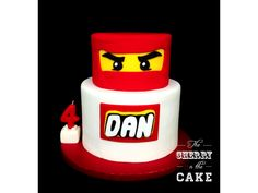 Malaysia Party Planner Dessert Table Cake Designer: LEGO Ninjago Dessert Table & Party Planning