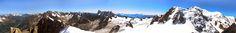 Oriol Bargalló: Fotografía - Mont Blanc y glaciar