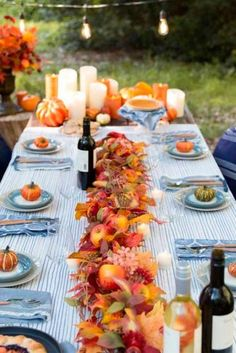 27 Romantic Ideas Of Fall Wedding Centerpieces For Your Big Day – Famous Last Words Apple Wedding Centerpieces, Romantic Centerpieces, Fall Wedding Decorations, Thanksgiving Decorations, Centerpiece Flowers, Lantern Centerpieces, Wedding Tables, Centrepieces, Wedding Reception Planning