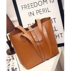 2016 Women PU Handbag Messenger Shoulder Bag Tote