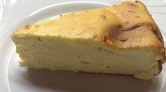 Glutenfreier Käsekuchen ohne Boden
