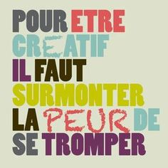 """""""Absolutely - so important to overcome your fears when speaking a foreign Il faut surmonter cette peur! French Phrases, French Words, French Quotes, More Than Words, Some Words, Quote Citation, Learn French, Decir No, Favorite Quotes"""