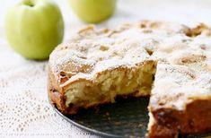 Яблочный пирог без яиц пошаговый рецепт быстро и просто от Марины Данько