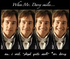 Oh Darcy