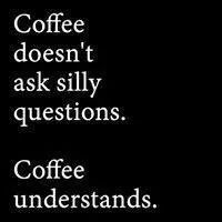 Coffee understands