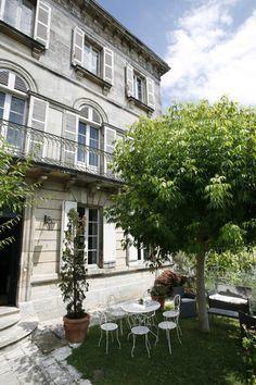 La Rotonde - Chambre d'hôtes - Saintes -  Charentes Maritimes