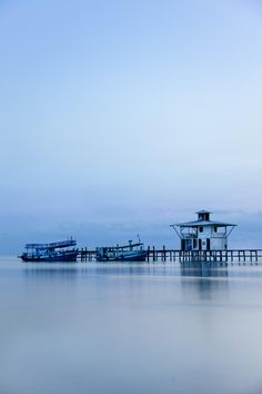 Koh Rong Samloem - Pier - Cambodia - places I've been