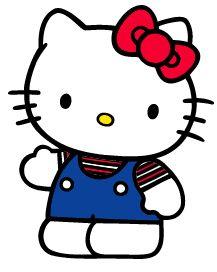 Kitty emoticon