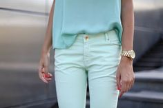 All things mint.