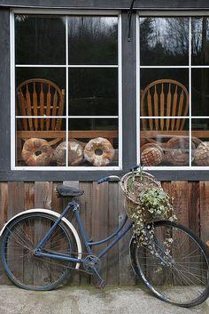 valscrapbook:    Bakers Bike … by Berta… on Flickr.