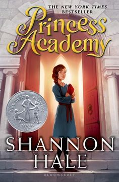 My rating: ★★★★★  I am in love Shannon Hale books.  I have the last book in this series, but I can't bring myself to read it, because that means it would END.