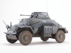 sdkz222 scout vehicle
