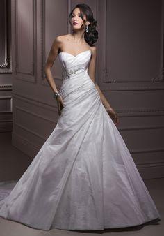 Dream dress.  Maggie Sottero - Aubina design.