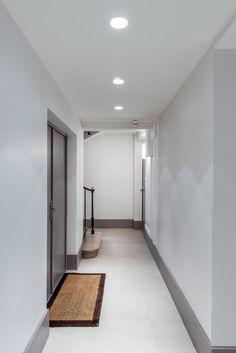 Hall d 39 entr e de l 39 immeuble appartement 3p colombes - Revetement mural couloir ...