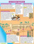 Les temples égyptiens - Mon Quotidien, le seul site d'information quotidienne pour les 10-14 ans !