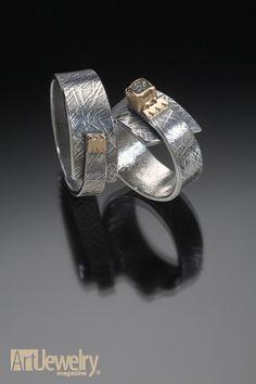 Joan Tenenbaum - Art Jewelry Magazine - Jewelry Projects and Videos on Metalsmithing, Wirework, Metal Clay