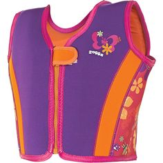 Mermaid Flower Swim Jacket - 2-3yrs and 4-5yrs