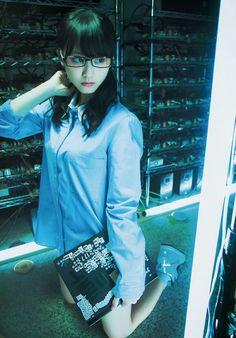 【画像】松井玲奈 週刊ビックコミックスピリッツ No.13 2014「ハッキング」 The magazine picture of AKB48G is sent. (AKB48Gの雑誌画像を届けます)