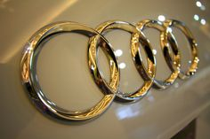 Audi rocks!