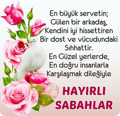 HAYIRLI SABAHLAR