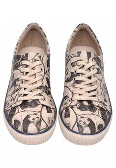 DOGO Sneaker - panda  2c0e933a0078