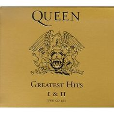 Greatest Hits I & II is a 34 track, 1995 Hollywood Records remastered, US version compilation album by British rock band Queen. Their greatest-hits collections have contained different track listings throughout the world. In the band's native England Big Music, Kinds Of Music, Music Is Life, Partition Batterie, Queen Albums, Hollywood Records, We Are The Champions, We Will Rock You, British Rock