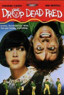 I'm Fred, that's what I do, I help you!...takes more than a firetruck to stop DROP DEAD FRED!
