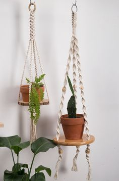 #macrameplanthanger #macramelove #macramemaker #macramesupply #hangingplanter #simplemacrame #handmade #etsyfinds #etsy #macramewallhanging #bohodecor #modernmacrame #ropeplanthanger #crochetplanthanger #spiralmacrame #decorativeplanter #houseplants #plantlovergifts #giftsforher #macramehanger #verticalplanthanger #gardening #verticalgardening #macrameideas #macrameprojects #wallplanter #crafts #highceilingplanter #heavypotholder #longhangingplanter #largeplanthanger #housewarming… Large Planters, Hanging Planters, Drop Ceiling Tiles, Ceiling Hanging, Floating Garden, Floating Plants, Paint Drop, Long Walls, Plant Shelves