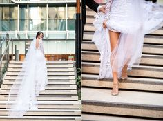 Aelkemi lace wedding dress and Valentino rock studs on Perth bride. Photography by DeRay & Simcoe Wedding Dresses Perth, Wedding Shoes, Lace Wedding, Brookfield Place, Photographer Branding, Photo Location, Portrait Photographers, White Dress, Bride Photography