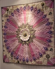 You will find amazing people, places, quilting, machine embroidery, stitching and Notions here at the IHAN blog.