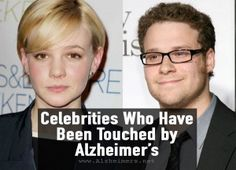 Celebrities Share Personal Tips about Alzheimer