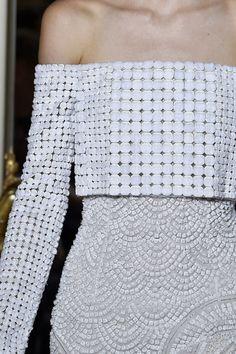 J Mendel, Paris.  #fur #fashion #hautecouture #AW16