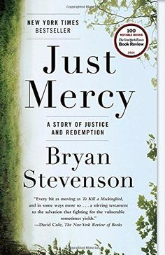 Just Mercy: A Story of Justice and Redemption by Bryan Stevenson, About the potential for mercy to redeem us, and a clarion call to fix our broken system of justice. http://www.amazon.com/dp/081298496X/ref=cm_sw_r_pi_dp_q3ltwb1XYX9CY