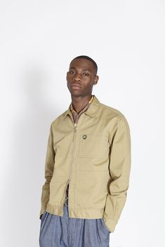 Mens designer clothes combining modern fits with old style construction. Universal work's passion is found in every characteristic piece Universal Works, Designer Clothes For Men, Street Styles, Raincoat, Mens Fashion, Shirt Dress, Casual, Mens Tops, Jackets