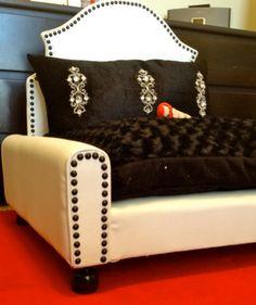 Luxury doggie bed
