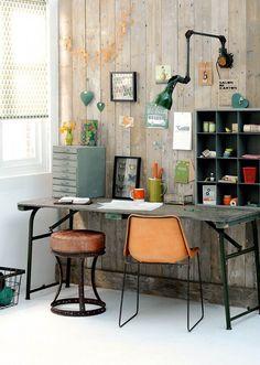 Картинки по запросу рабочее место дома дизайн лофт