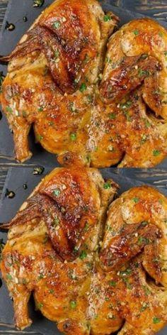 Italian Chicken Dishes, Italian Chicken Recipes, Chicken Skillet Recipes, Low Carb Chicken Recipes, Meat Recipes, Cooking Recipes, Healthy Recipes, Yummy Recipes, Healthy Chicken Dinner