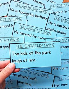 7 kid friendly ideas for teaching empathy in the classroom to build social awareness and community. Teach kids empathy and help them develop and display compassion and social skills through mindful, fun lessons, discussions, and activities.