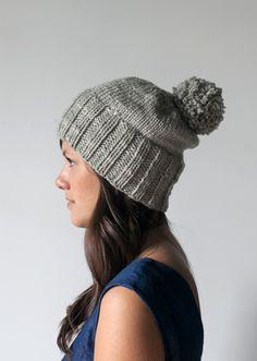 Spanish Moss hat pattern