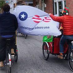 Christiania Bikes, the original cargo bike. Christiania Bike, Cargo Bike, Baby Strollers, Children, Baby Prams, Young Children, Boys, Kids, Prams