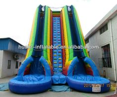 Can i have big inflatables for my birthday? Music, inflatables, swimming, eating, TURN UP! Inflatable Water Park, Inflatable Bounce House, Giant Inflatable, Birthday Activities, Birthday Games, Cool Pool Floats, Bounce House Rentals, Bouncy House, Pool Toys