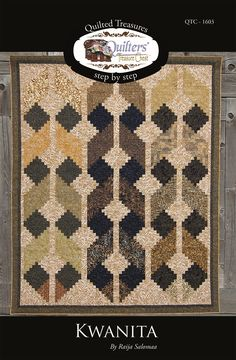 Kwanita pattern by Quilters Treasure Chest