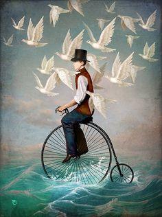 """Ocean Ride"" Christian Schloe"
