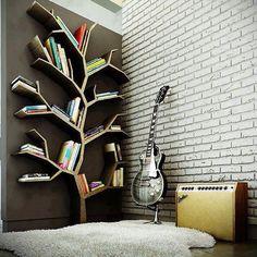 boys bedroom for books