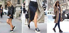 Zapatos planos con plataforma ¿de moda? - http://www.mujercosmopolita.com/zapatos-planos-con-plataforma-de-moda.html