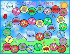 Incredible Insects Literacy and Math Bundle has over 80 pages of fun, insect-themed literacy and math centers and activities! It includes activities for vocabulary and language development, reading, sentence structure, write the room, addition and subtraction, and place value with base ten blocks.